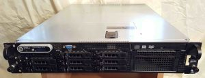 Dell PowerEdge Server 2950 Serial Number CS70PJ1