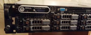 Dell PowerEdge Server 2950 Serial Number G0HL3H1
