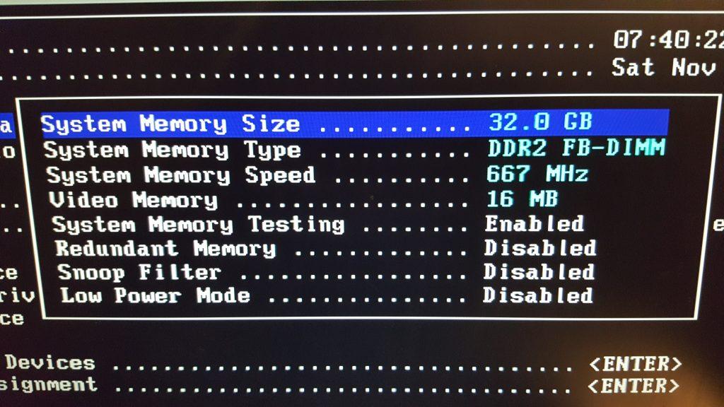 Dell PowerEdge Server 2950 Serial Number DJCC0L1